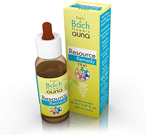 Guna Fiori di Bach Resource Remedy 20 ml
