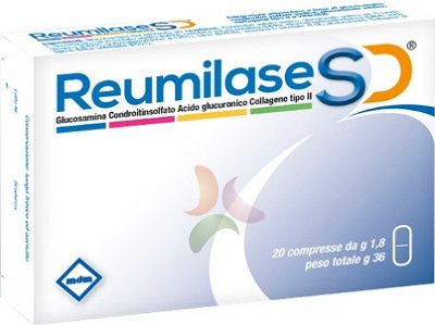 Reumilase SD 20 compresse