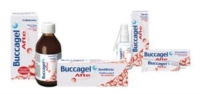 Buccagel Afte Dentifricio 50 ml